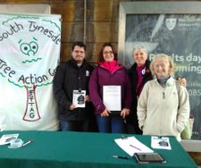 Tree action group makes its voice heard