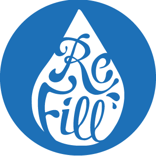 refill.org logo png